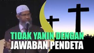 Video Tidak Yakin dengan Jawaban Pendeta, Gadis Ini Bertanya Ke Dr. Zakir Naik MP3, 3GP, MP4, WEBM, AVI, FLV Juni 2019
