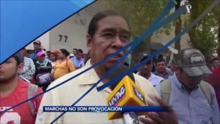 CNTE llama al voto de castigo en elecciones del 5 de junio