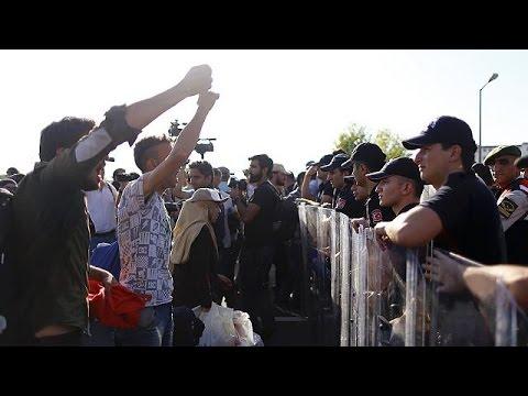Αδριανούπολη: Σύροι πρόσφυγες θέλουν να περάσουν με τα πόδια στην Ελλάδα