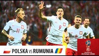 Gol Lewandowskiego i Cieszynka ! Polska - Rumunia 10.06.2017SUBSKRYBUJ !