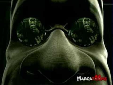 Ronaldinho en Matrix