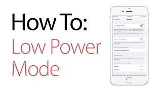 How to Enable Low Power Mode in iOS 9, ios 9, ios, iphone, ios 9 ra mat