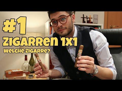 10 Tipps - Wie wähle Ich meine ersten Zigarren aus? Zigarren 1x1 Folge #1