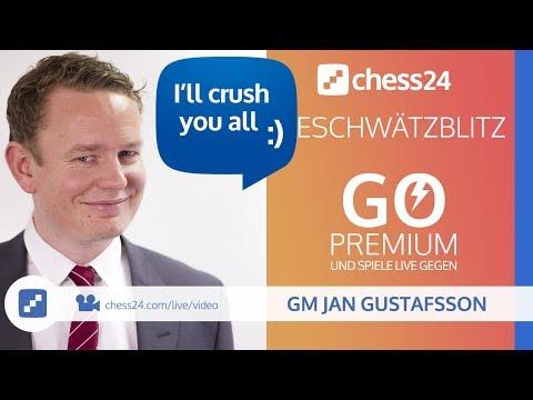Geschwätzblitz mit Jan Gustafsson, 12.01.2018