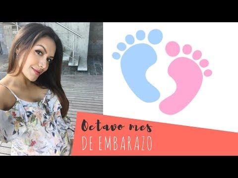 Octavo mes de embarazo