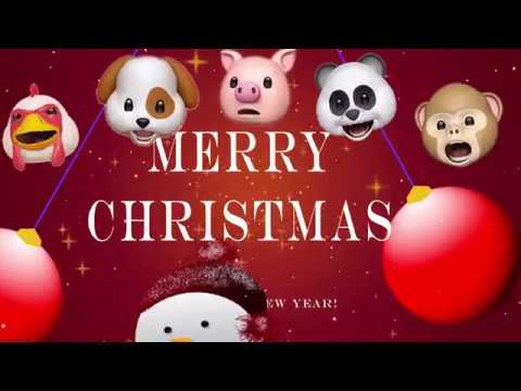 Arista Merry Christmas Animoji