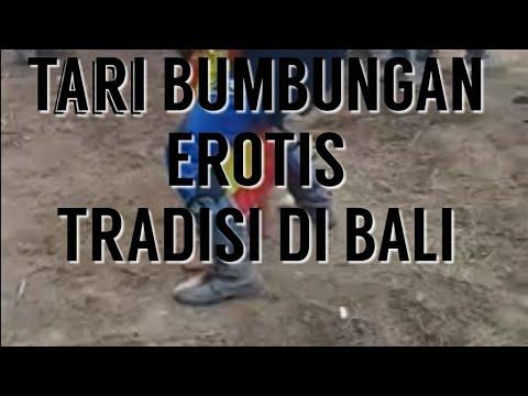 Video Viral Tari Bumbung Erotic di Bali bagian dari kearifan lokal
