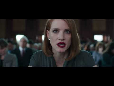 MISS SLOANE (2016) - Final Courtroom Scene #SidneyPowell #DonaldTrump #Dominion