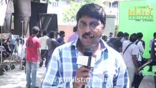 Ramesh at Vajram Movie Shooting Spot