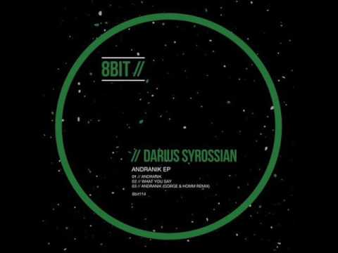 Darius Syrossian - Andranik (Gorge & Homm Remix)