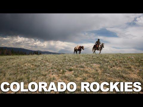 Survivorman | Season 3 | Episode 2 | Colorado Rockies | Les Stroud