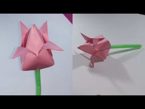 How to make small lotus flower with paper making paper flowers step how to make small lotus flower with paper making paper flowers step by step mightylinksfo