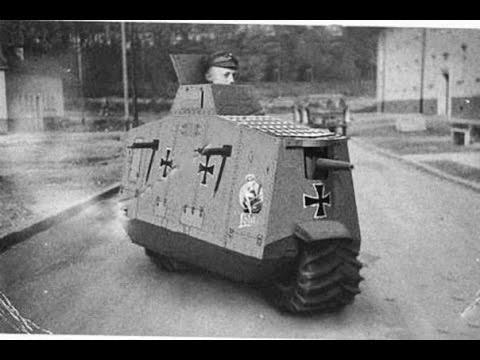 i 10 carri armati più assurdi al mondo