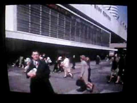 bullring - Promotional video for the old Bullring in Birmingham when first opened. Known then as The Bullring Centre, this was filmed in 1964.