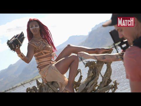 clip - Paris Match a suivi la chanteuse Shy'm sur le tournage du clip de «La Malice», son nouveau single, en Afrique du Sud. La chanteuse s'est donnée de sa personne pour ce tournage dans des...