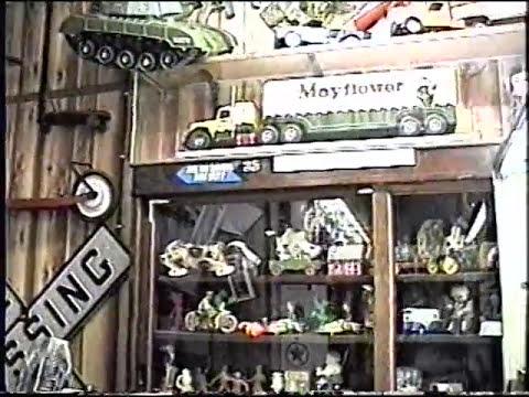 Antique Toy Truck & Toy Museum (now closed), Stanton, Missouri