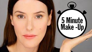 """Tutorial """"5 Minutes MakeUp"""" Yang Dapat Anda Aplikasikan Sehari-hari"""