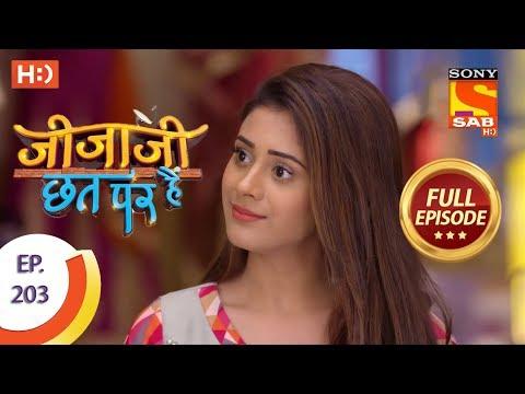 Video Jijaji Chhat Per Hai - Ep 203 - Full Episode - 18th October, 2018 download in MP3, 3GP, MP4, WEBM, AVI, FLV January 2017