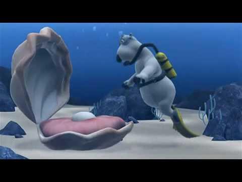 Bernard Bear - Scuba Diving