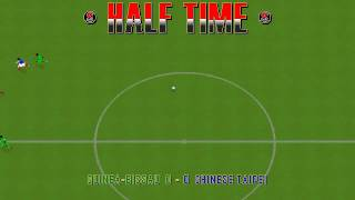 played on Sensible Soccer European Club Edition (PC).