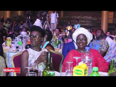Comedian Laff Up Cracks Guests Up at COSON Songs Awards 2015