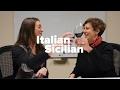 Italian and Sicilian: Language Differences