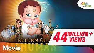 Video Popular Animated Movie | Return Of Hanuman (HD) OFFICIAL Full Movie | Shemaroo Kids Hindi MP3, 3GP, MP4, WEBM, AVI, FLV Januari 2019