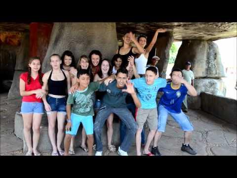 video em homenagem a Bodas e Ouro de Joao Baldoino e Olivia
