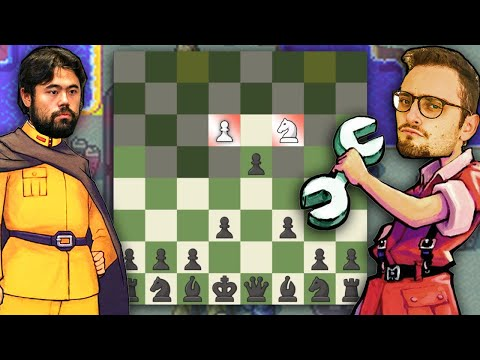 Fog of War Chess | GM Hikaru's First Ever Game