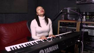 Shelea sings The MUST SEE BIGGEST WHITNEY HOUSTON Monster Medley Tribute EVER!!!