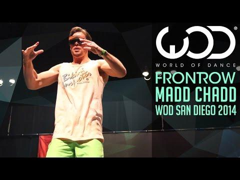 MADD CHADD | FRONTROW | World of Dance San Diego 2014 #WODSD