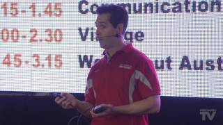 Brake Controllers - Matthew Wright - Redarc - SA Let's Go Lifestyle Expo. Shot & edited by Redarc.