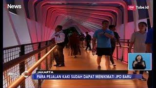 Video Resmikan JPO Kekinian, Anies Baswedan Sukses Bikin Para Pejalan Kaki Terpukau - iNews Siang 02/03 MP3, 3GP, MP4, WEBM, AVI, FLV Maret 2019