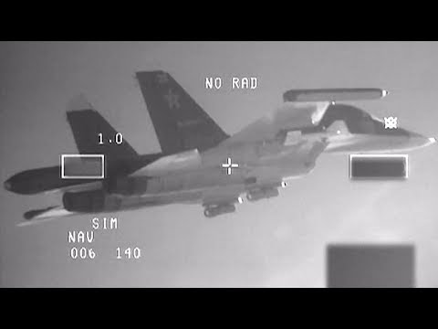 NATO fighter jets intercept Russian...
