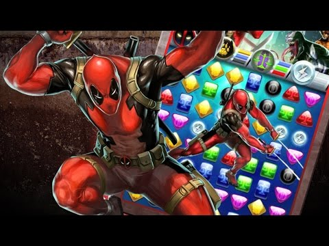 Video of Marvel Puzzle Quest