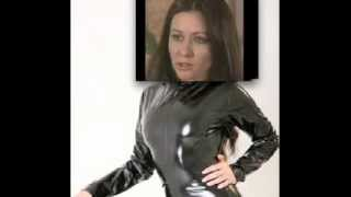 Shiny Plastic Lady S Suffocating Latex Catsuit Fake Flip
