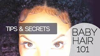 Video Baby Hair 101 | How to Slick & Lay Edges MP3, 3GP, MP4, WEBM, AVI, FLV Juli 2018