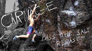 TRIPS | Aidan Roberts | Crushing in Colorado by Arch Climbing