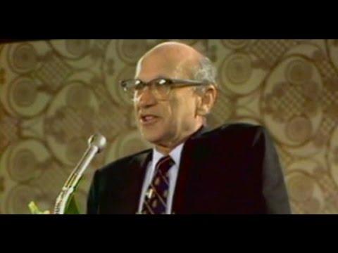 Milton Friedman Speaks: Money and Inflation (B1230) - Full Video