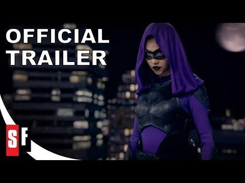 Valentine: The Dark Avenger (2019) - Official Trailer (HD)