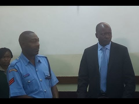 Chief Magistrate Gandani orders Governor Obado to spend another night in police cells