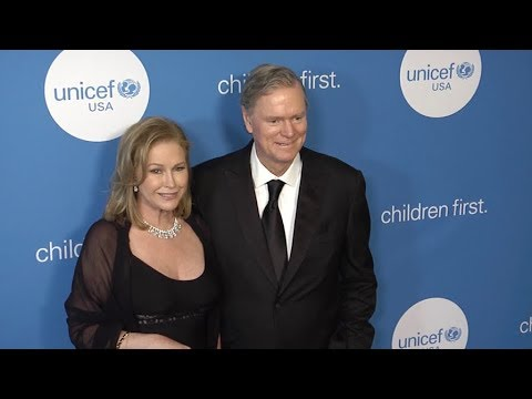 Kathy Hilton and Rick Hilton at 2018 Unicef Ball Los Angeles
