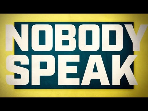 Nobody Speak Lyric Video [Feat. Run the Jewels]