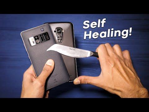 The Self-Healing Smartphones!