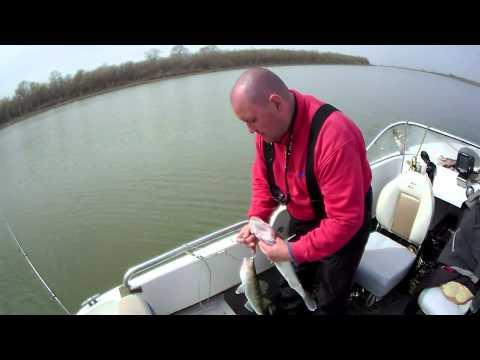 рыбалка видео судак 2015