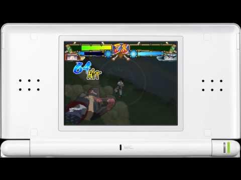 Naruto : Ninja Destiny II - European Version Nintendo DS