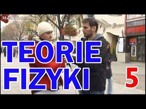 Matura To Bzdura - TEORIE FIZYKI odc. 5