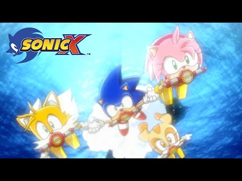 [OFFICIAL] SONIC X Ep16 - Depth of Danger