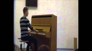 Video I miss you - piano