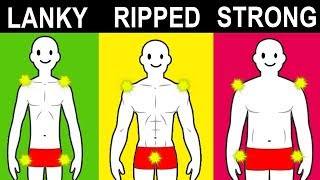 This Surprising Test Reveals Your True Body Type
